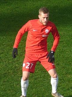 Alexis Busin French Footballer