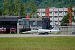 ROCAF RF-5E 5501 Taxiing at Hualien Air Froce Base 20170923Fa.jpg