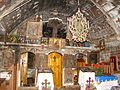 RO BN Runcu Salvei wooden church inside 14.jpg