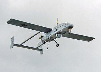 AAI RQ-2 Pioneer - RQ-2 Pioneer over Iraq