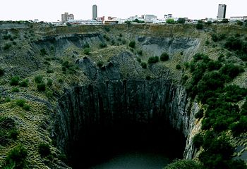 The Big Hole.