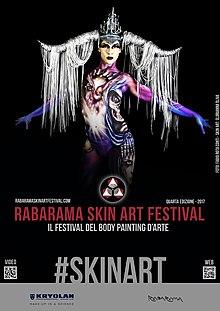 Rabarama Skin Art Festival