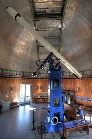"John Brashear - 20"" telescope"