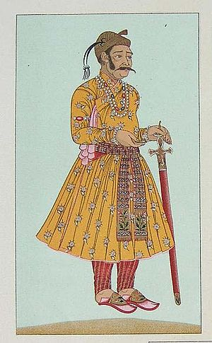 Murad Bakhsh - Murad Baksh, younger brother of Aurangzeb