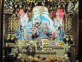 Radha Syamasundar at Krishna Balaram Mandir, Vrindavan.jpg
