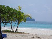 Radhanagar Beach, Havelock.jpg
