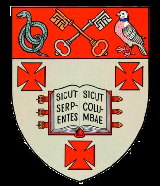 Radley College - Image: Radley crest