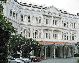 FRHI Hotels & Resorts - Raffles Hotel in Singapore