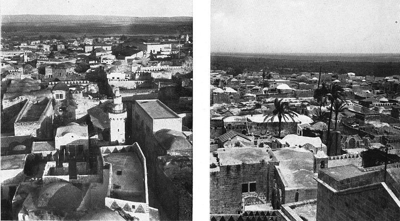 File:Ramla (Left) and Lydda (Right) c. 1925.jpg