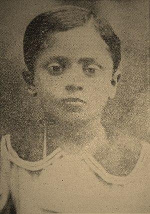 Ranasinghe Premadasa - R.Premadasa in 1930.