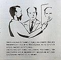 Raoul Wallenberg és Dombrovszky László emléktáblája II kerület Keleti Károly utca 26 Palotai Gábor alkotása.jpg