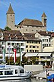 Rapperswil - Schloss - Altstadt - Hafen - Fischmarktplatz - Seedamm 2012-10-05 15-36-42 ShiftN.jpg