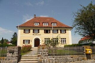 Neuhaus am Inn Place in Bavaria, Germany