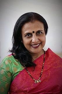 Rathnamala Prakash Indian singer (born 1955)