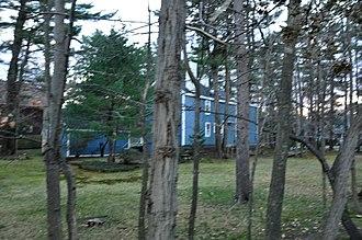 Batchelder House (Reading, Massachusetts) - Image: Reading MA Batchelder House