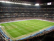 Stadion Santiago Bernabéu