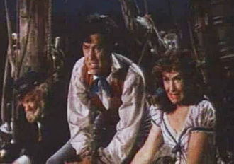 Reap the Wild Wind - Ray Milland and Paulette Goddard