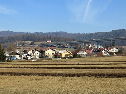 How to get to Reber Pri Škofljici with public transit - About the place