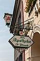 Recklinghausen, Alte Apotheke -- 2015 -- 7393.jpg