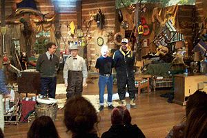 The Red Green Show - Some of the characters that appeared during the 2004 season of the show.