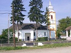 Reformed church in Székelykocsárd 1.JPG