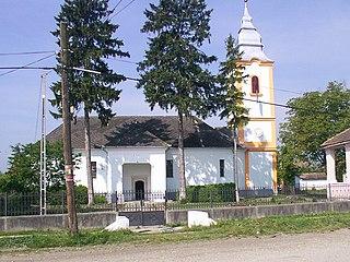 Lunca Mureșului Commune in Alba, Romania