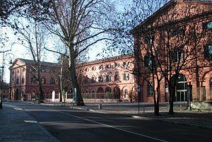 University of Modena and Reggio Emilia - View of the Reggio Emilia campus