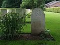 Reichswald Forest War Cemetery2.JPG