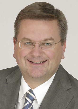 German Football Association - DFB President Reinhard Grindel
