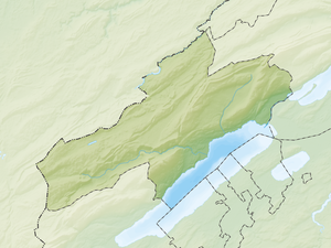 Lac des Brenets (Canton of Neuchâtel)