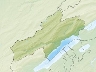Vue des Alpes (Kanton Neuenburg)