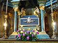 Relikwie św. Józefa Bilczewskiego w katedrze lwowskiej.JPG