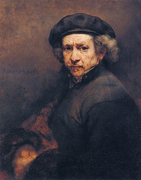 File:Rembrandt self portrait.jpg