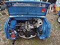 Renault 8 Gordini - Motor - aufgenommen am 19, 08. 2018 in Diepholz.jpg