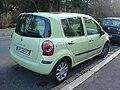 Renault Modus, thymiangrün - außen. hi. re.JPG