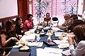 Reunión de los asambleístas que forman parte de la Unión Interparlamentaria UIP en representación del Ecuador, la misma que está liderada por la presidenta de la Asamblea Nacional, Gabriela (9303457336).jpg