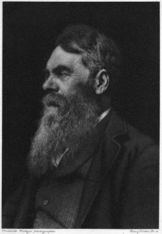 Richard Holt Hutton - Richard Holt Hutton (1826–1897), by Frederick Hollyer