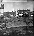 Richmond, Va. Grounds of the ruined Arsenal with scattered shot and shell LOC cwpb.02639.jpg