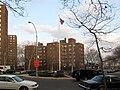 Riis Houses central plaza & flagstaff jeh.jpg