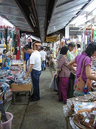 Mae Sot - Rim Moei Market