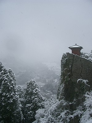 Risshakuji Nokyodo on winter.jpg