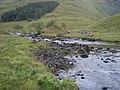River Elchaig above the bridge - geograph.org.uk - 1211725.jpg
