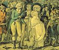 Robert Dighton, The Spencer Sisters at the 1784 Election in Westminster (1784).jpg