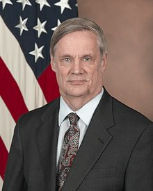 Robert F. Hale, Under Secretary of Defense, 2009.jpg