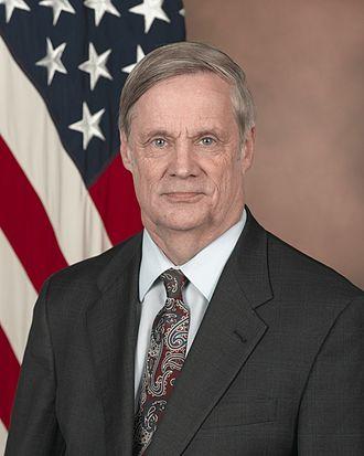 Robert F. Hale - Image: Robert F. Hale, Under Secretary of Defense, 2009
