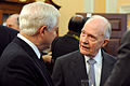 Robert Gates and Brent Scowcroft.JPG