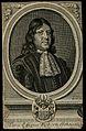 Robert Johnson. Line engraving by R. White, 1684. Wellcome V0003123.jpg