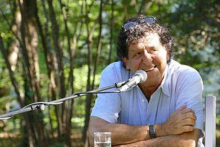Robert Schindel Austrian lyricist, regisseur and author