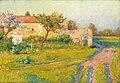 Robert William Vonnoh - Spring in France - 1982.272 - Art Institute of Chicago.jpg