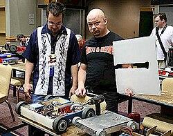 Robot combat - Wikipedia